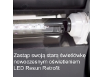 Resun Retro Fit GTR LED - 10W 59cm SUPER PLANT